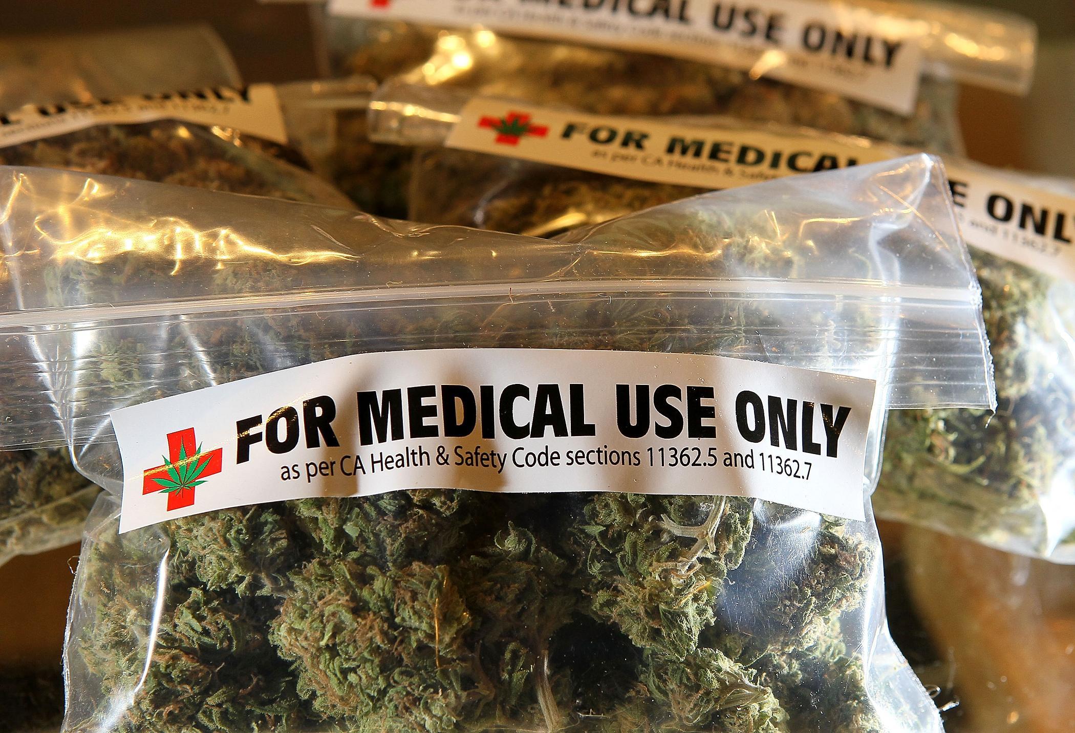 Medicinska Marihuana od travnja u Hrvatskoj