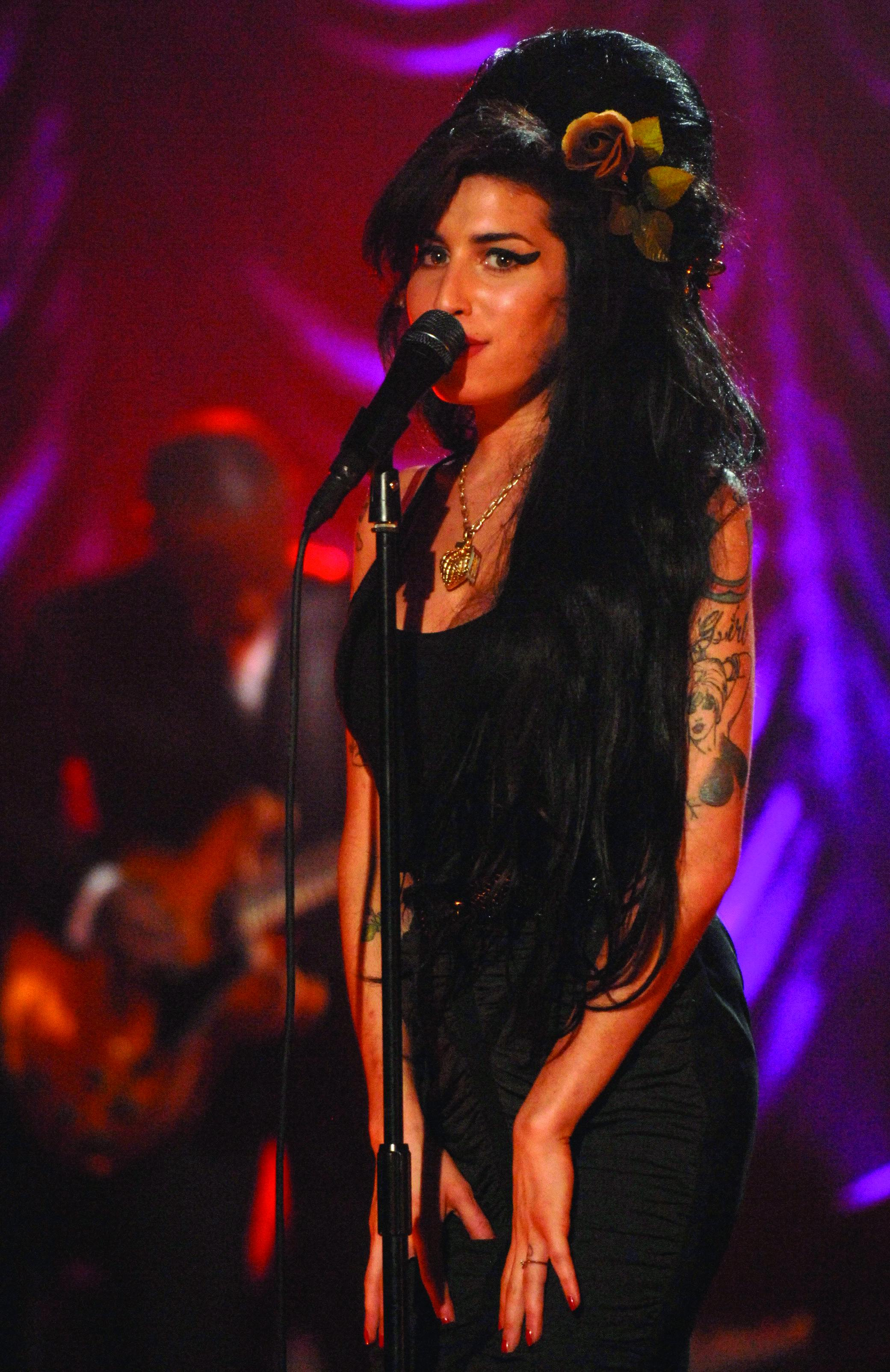 Amy Winehouse Universal