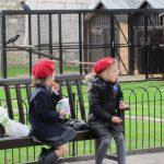 british school children london