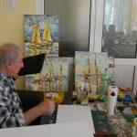 Zadar Likovna kolonija u Domu za odgoj djece i mladeži 15