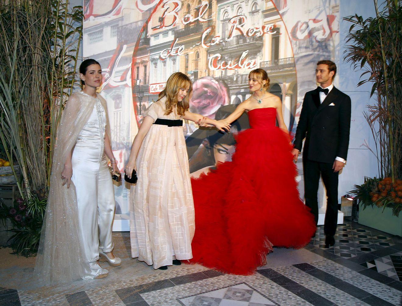 Monaco proslavio Bal Ruže