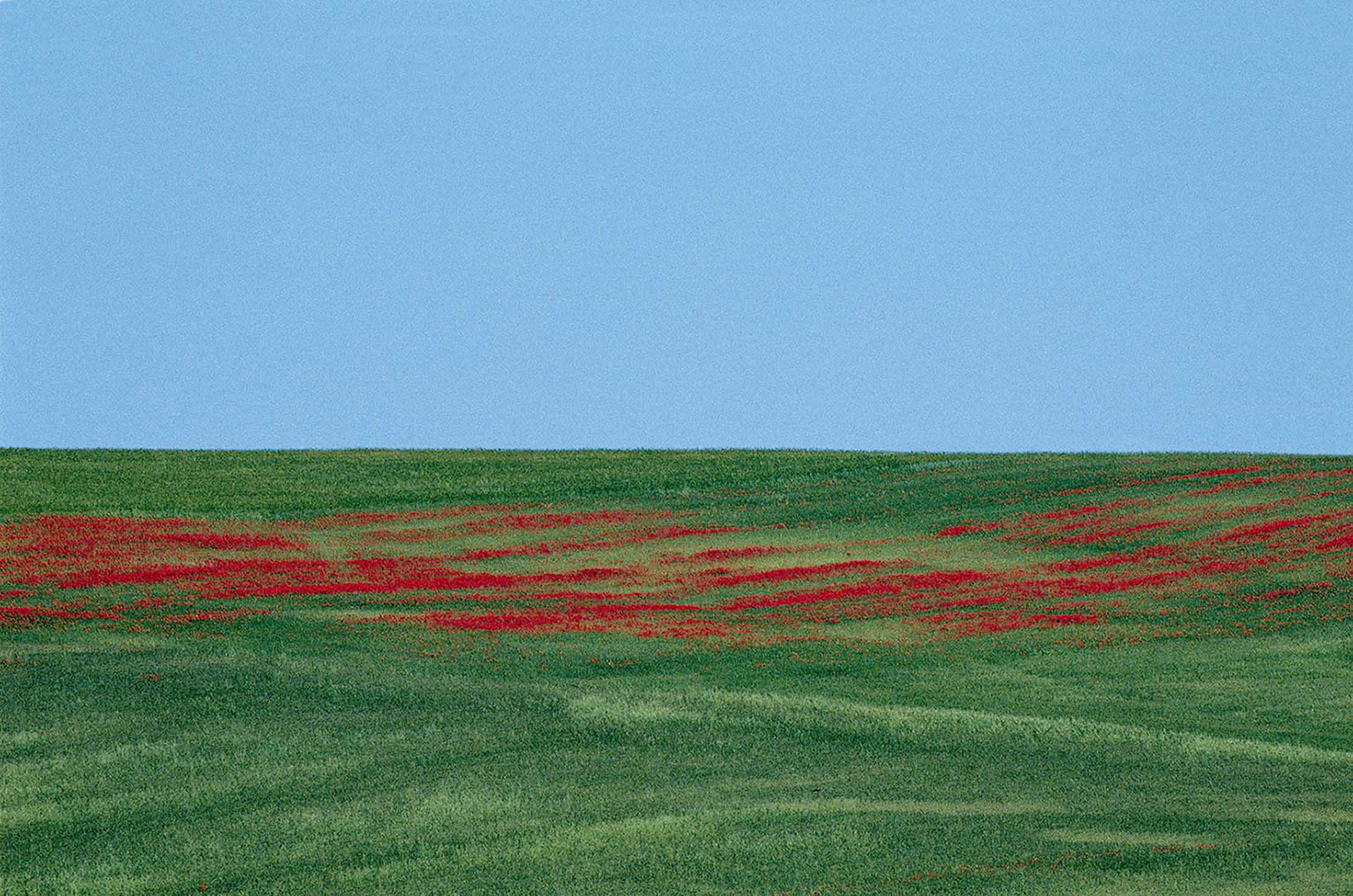 Franco Fontana: Grand Tour Italijom