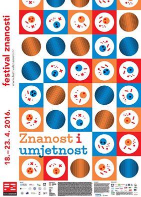 """Festival znanosti održat će se od 18. do 23. travnja u 18 hrvatskih gradova na temu """"Znanost i umjetnost"""""""