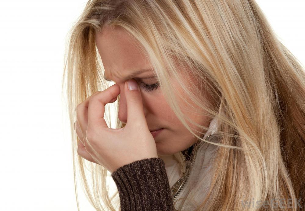 Upala sinusa ili sinusitis