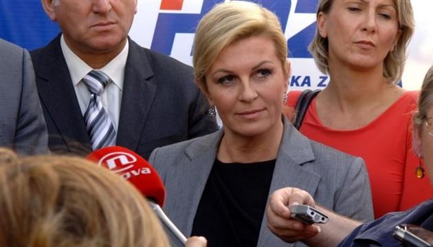 Povjerenstvo: Grabar-Kitarović povrijedila načela očuvanja vjerodostojnosti i nepristranosti