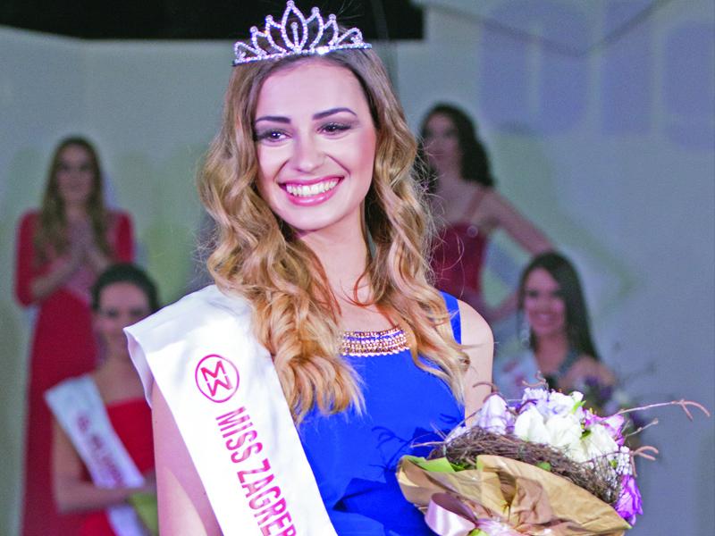 Ovo je prvih pet finalistica izbora za Miss Hrvatske 2016.