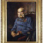 Franjo Josip u dobi od 85 godina Schloß Schönbrunn Kultur und Betriebsges.m.b