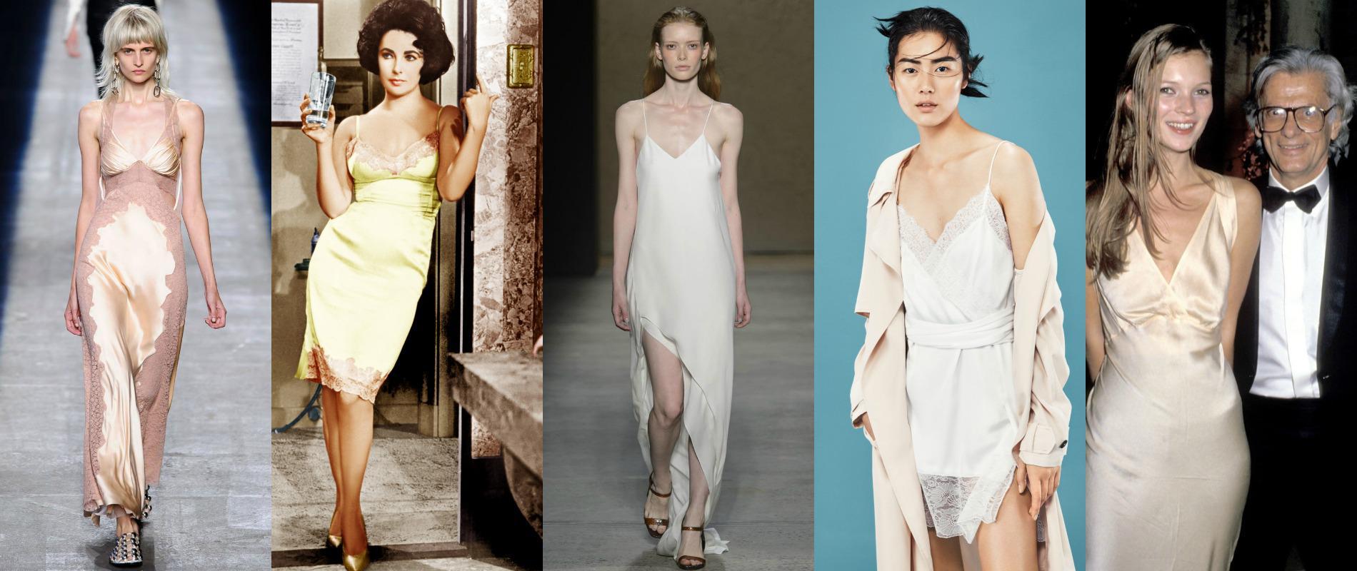 Kako je kombinezon postao haljina