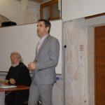 3. U ime Zadarske županije skup je pozdravio Ivan šimunić pročelnik Upravnog odjela za društvene djelatnosti