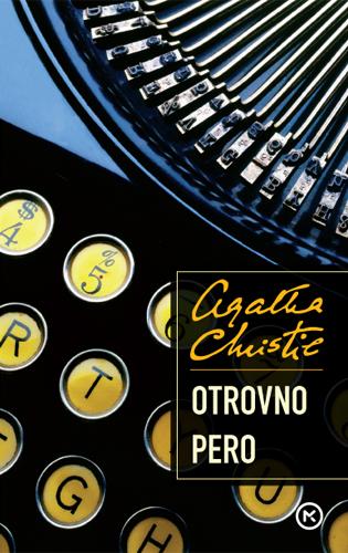 OTROVNO PERO Agatha Christie