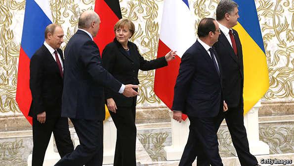 Kuda ide njemačka vanjska politika?