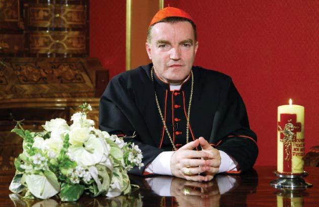 Kardinal Bozanić čestitao Uskrs patrijarhu srpskom i pravoslavnim vjernicima