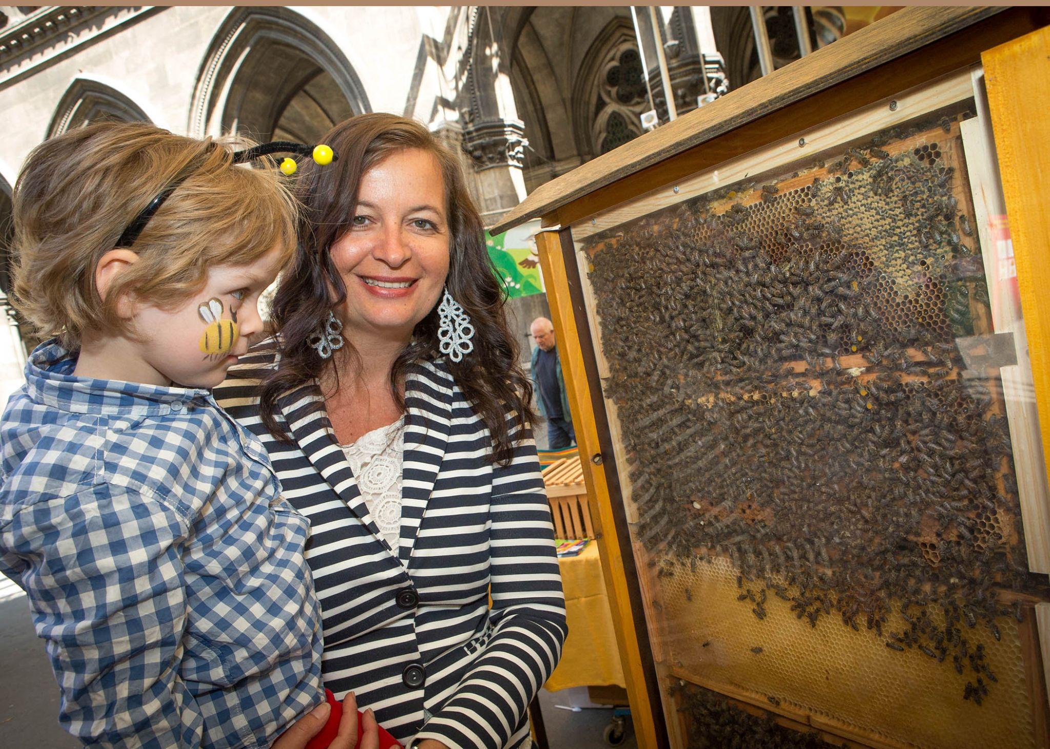 Beč voli svoje pčele