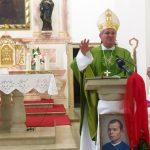 002 Biskup Košić propovijeda