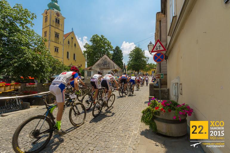 Biciklistički vikend u Samoboru