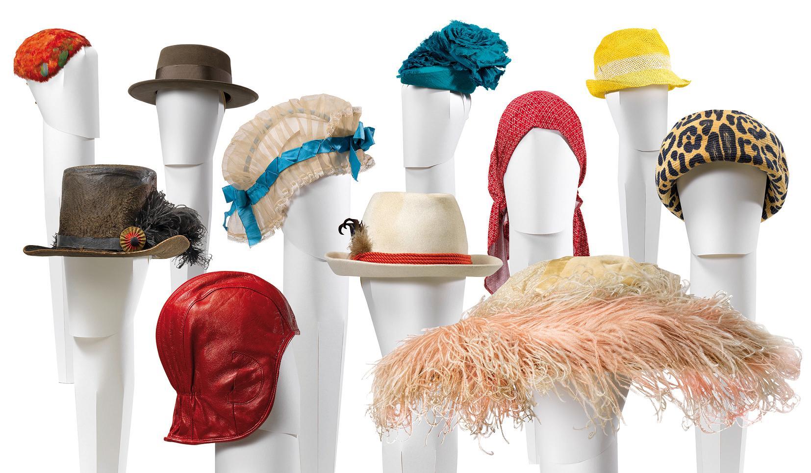 Čizma glavu čuva ili? Bečka izložba prikazuje društvenu povijest šešira…