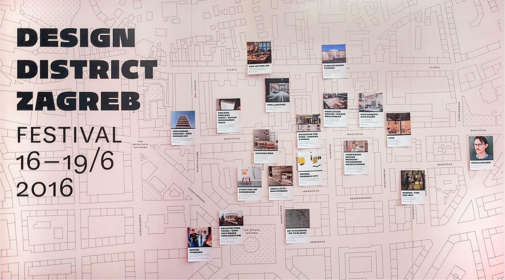 Design District Zagreb počinje 16. lipnja