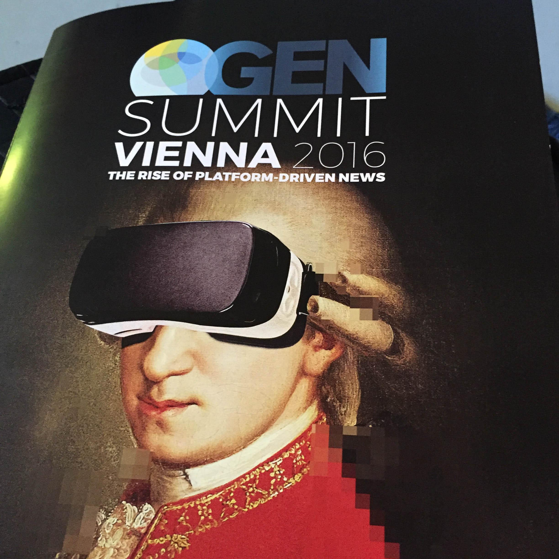 Bečki GEN Summit okupio najbolje medijske projekte