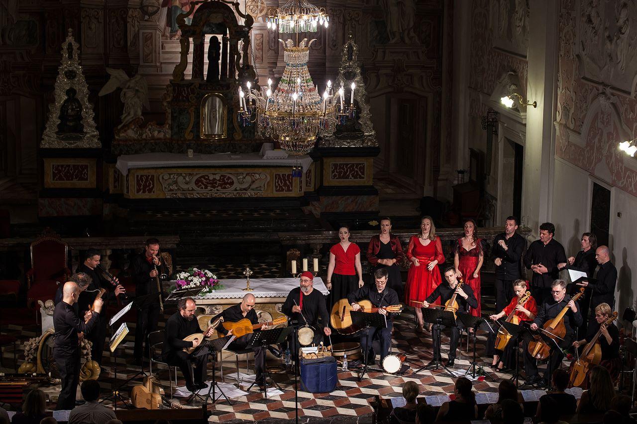 Dobrodošli u renesansu – koncert Ansambla za ranu glazbu Ministrel