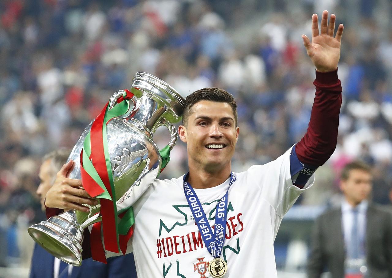EURO 2016 – Ronaldo: Ovo je moj najsretniji trenutak u karijeri