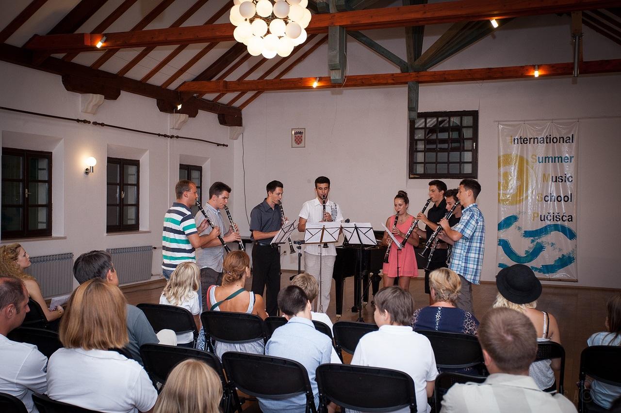 Međunarodna ljetna glazbena škola Pučišća i Jazz workshop Bol / Foto