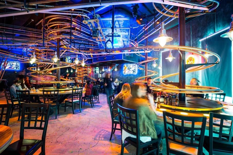 Bečki Prater dobio rollercoaster restoran