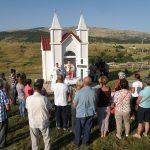1. Sveta misa u Kapeli sv. Jeronima u Koritima