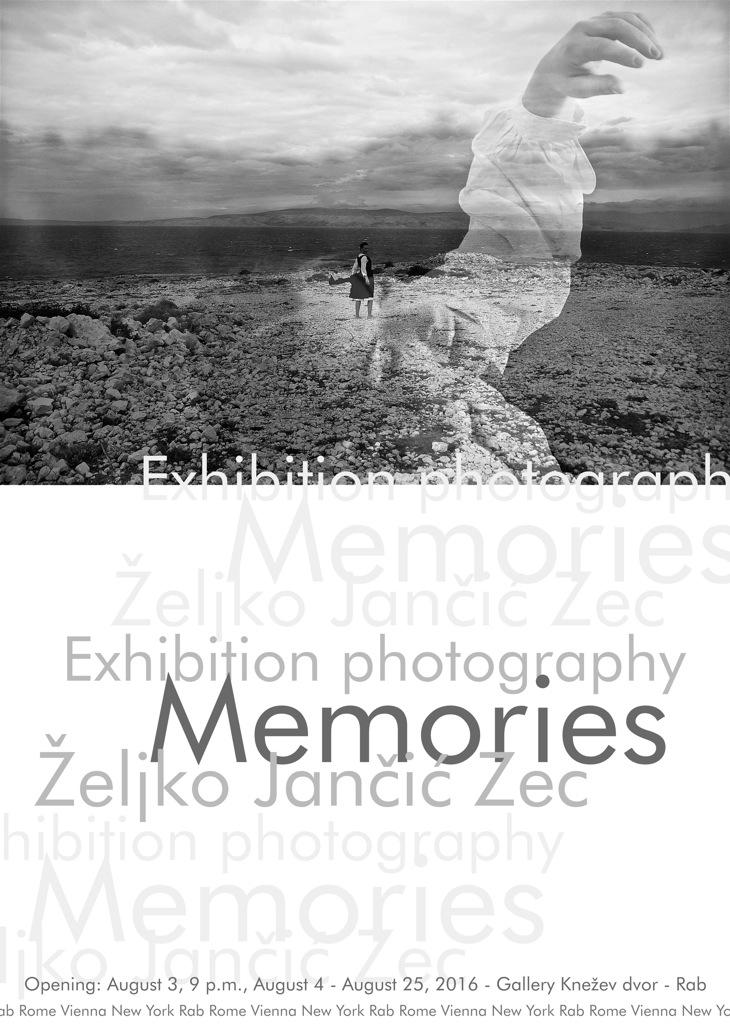 Izložba umjetničkih fotografija Željka Jančića-Zeca posvećena ženama: Sjećanja