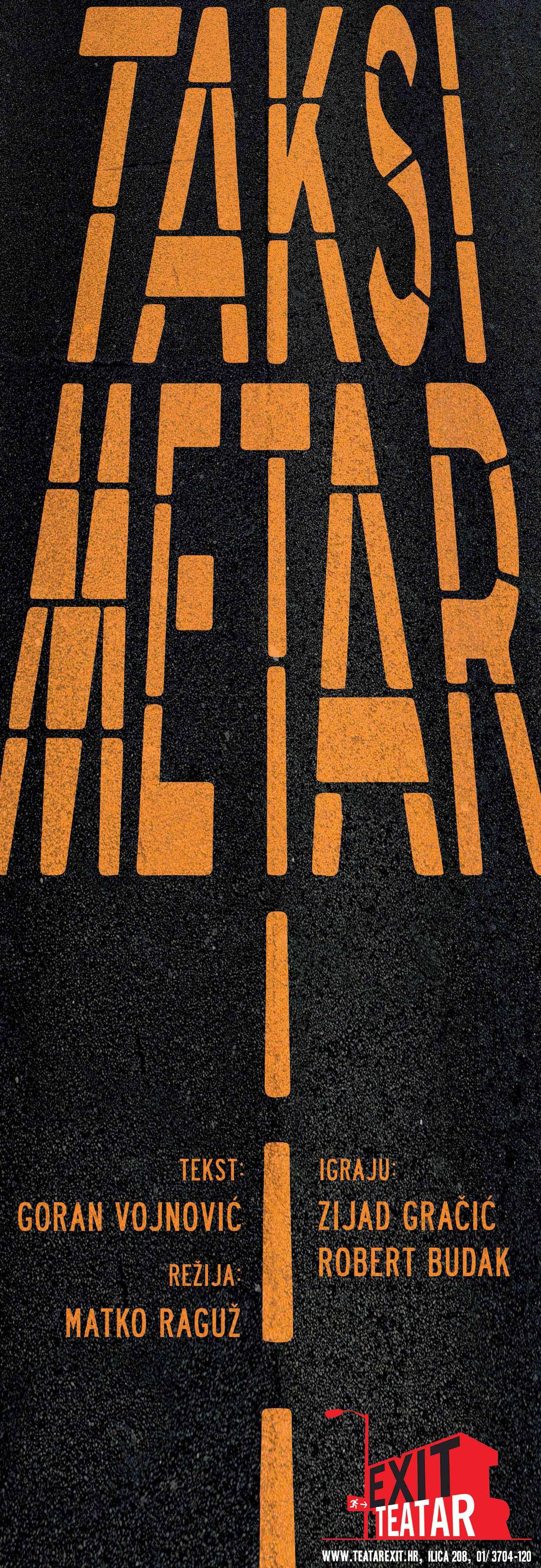 60. Ljetne priredbe: Taksimetar, Teatar Exit