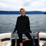 Foto Instagram Sharon Stone