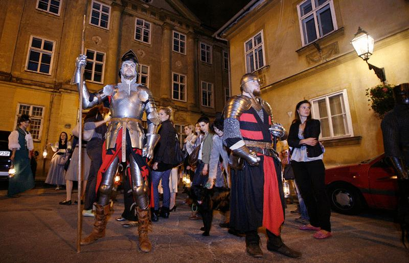 croatia zagreb events secrets of gric