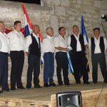 Muški članovi KUD a Sveta Kata