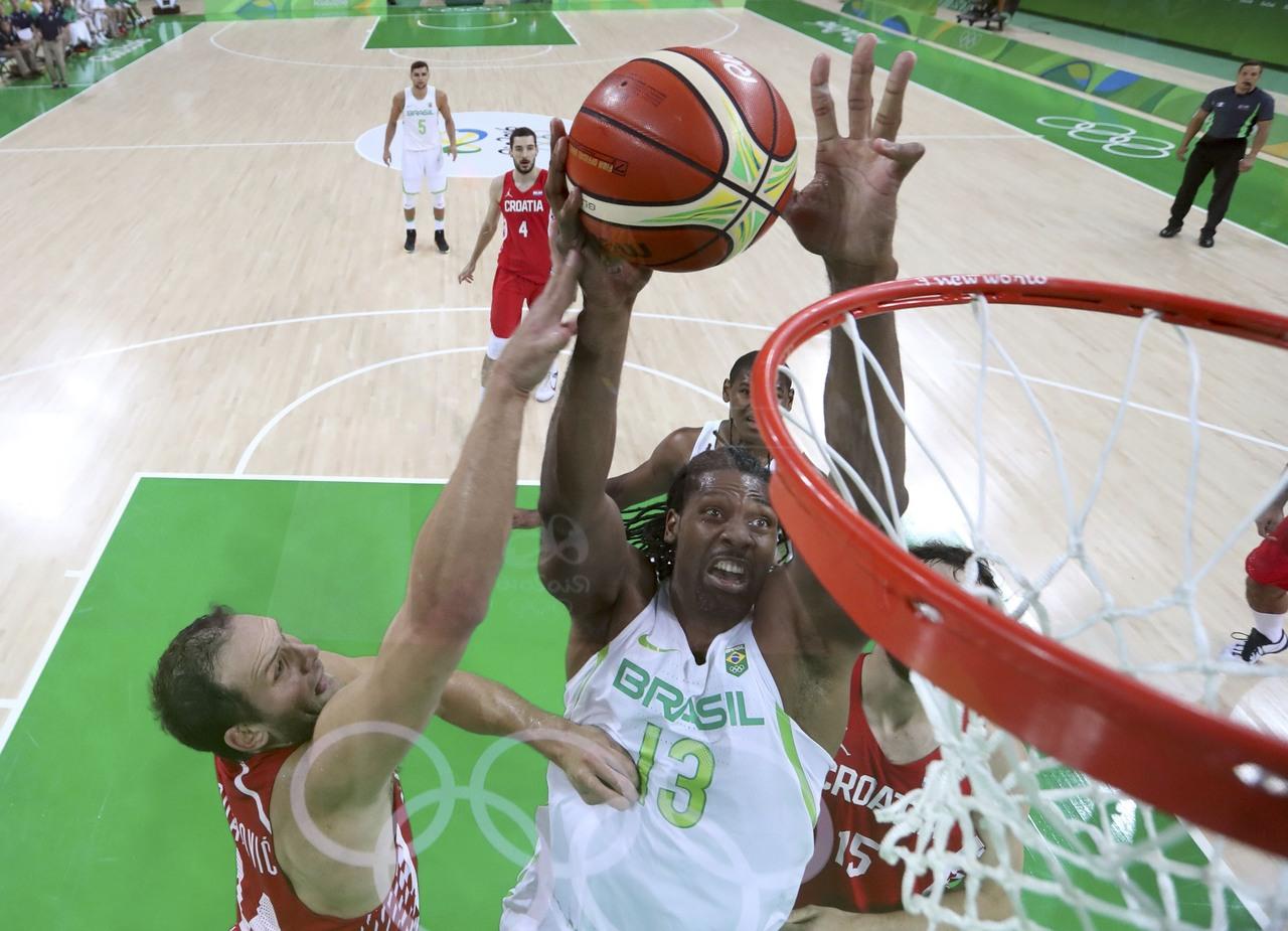OI Rio: Hrvatski košarkaši slomili i Brazil