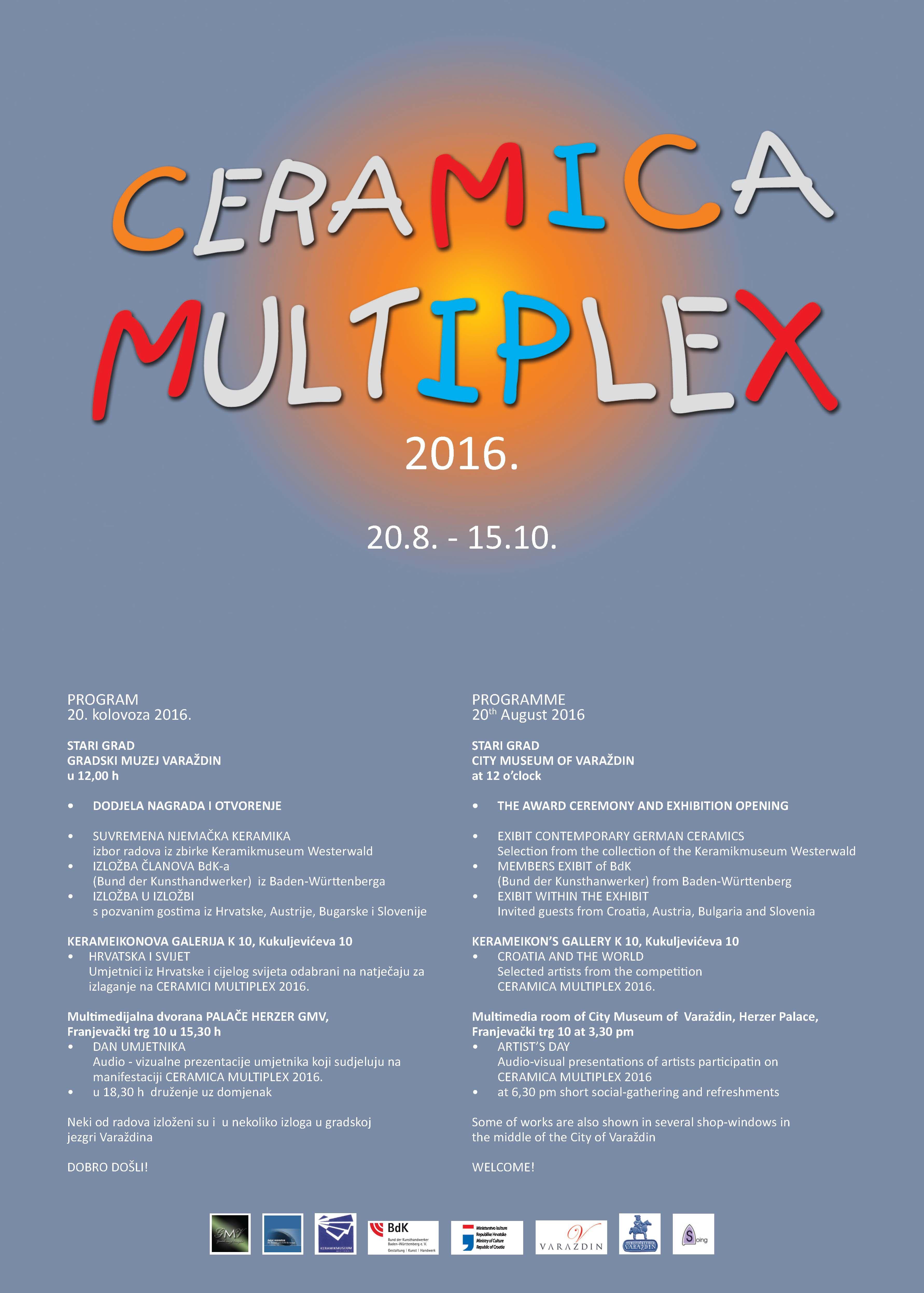 CERAMICA MULTIPLEX – V. Međunarodni festival postmoderne keramike