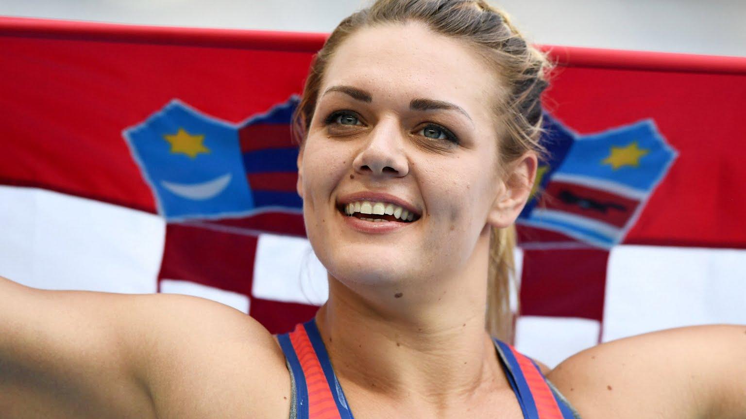Sve medalje Sandre Perković