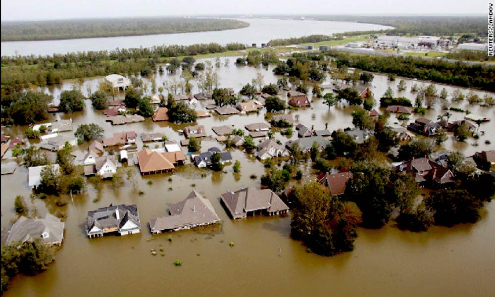 U poplavama u Louisiani 13 mrtvih