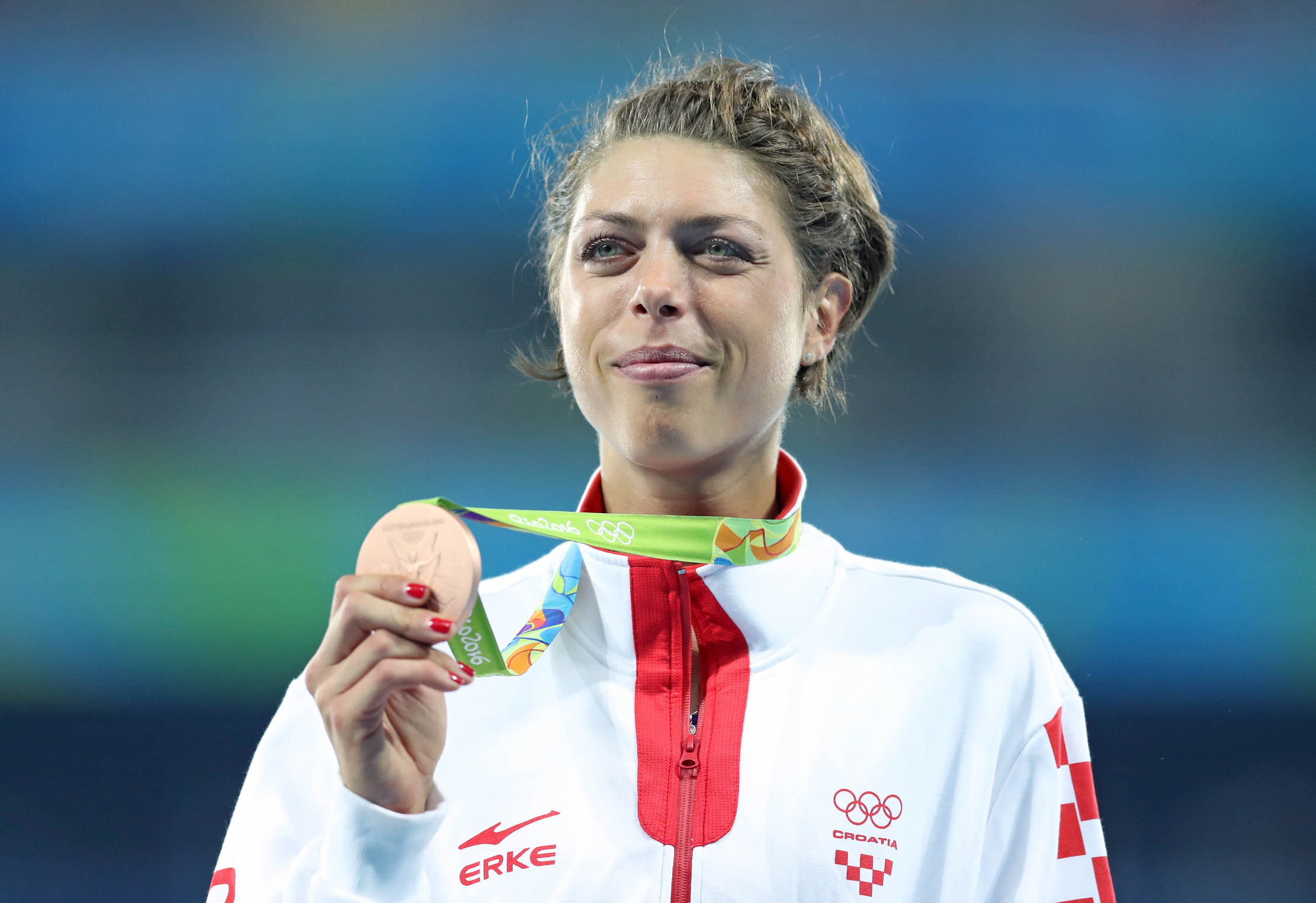 OI Rio – Blanka: Ovo je medalja za hrabost