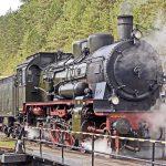 steam locomotive 131