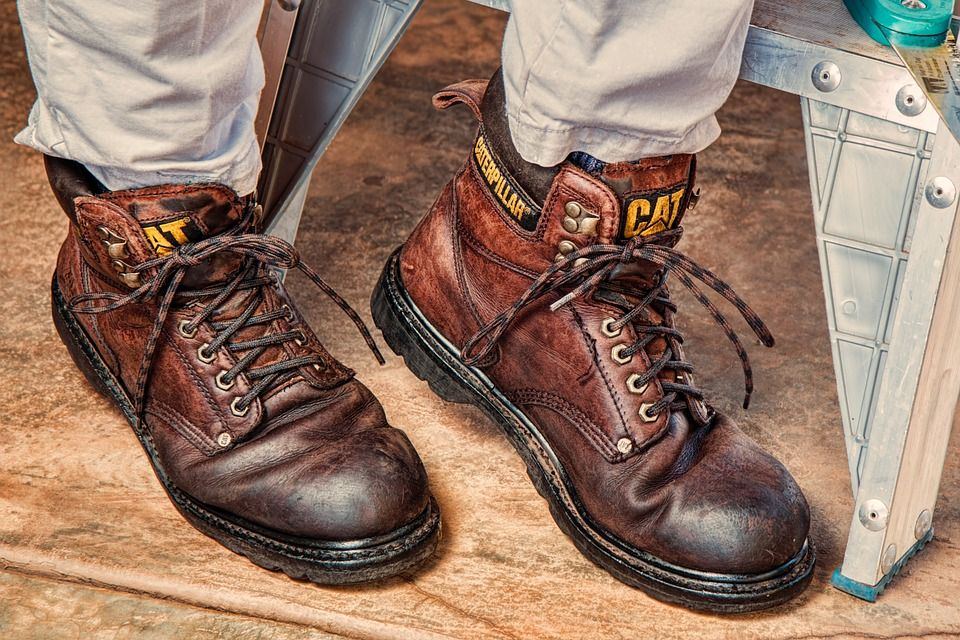 work boots 889