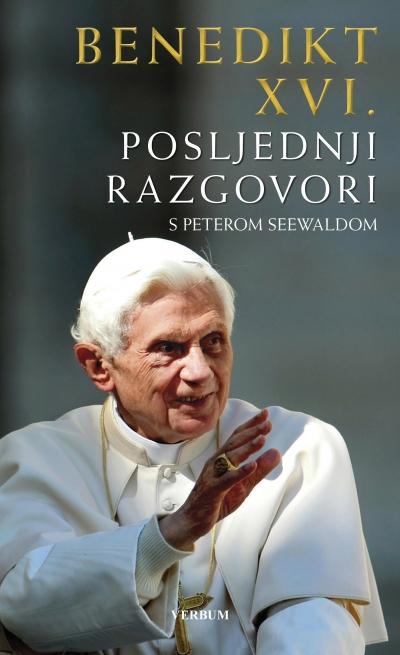 """Papa Benedikt XVI. prekida šutnju knjigom """"Posljednji razgovori"""""""