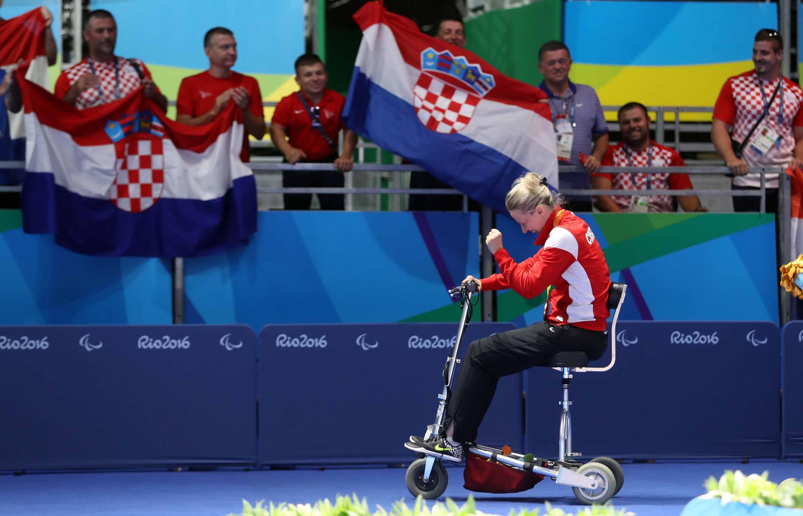 Put Sandre Paović do paraolimpijskog zlata