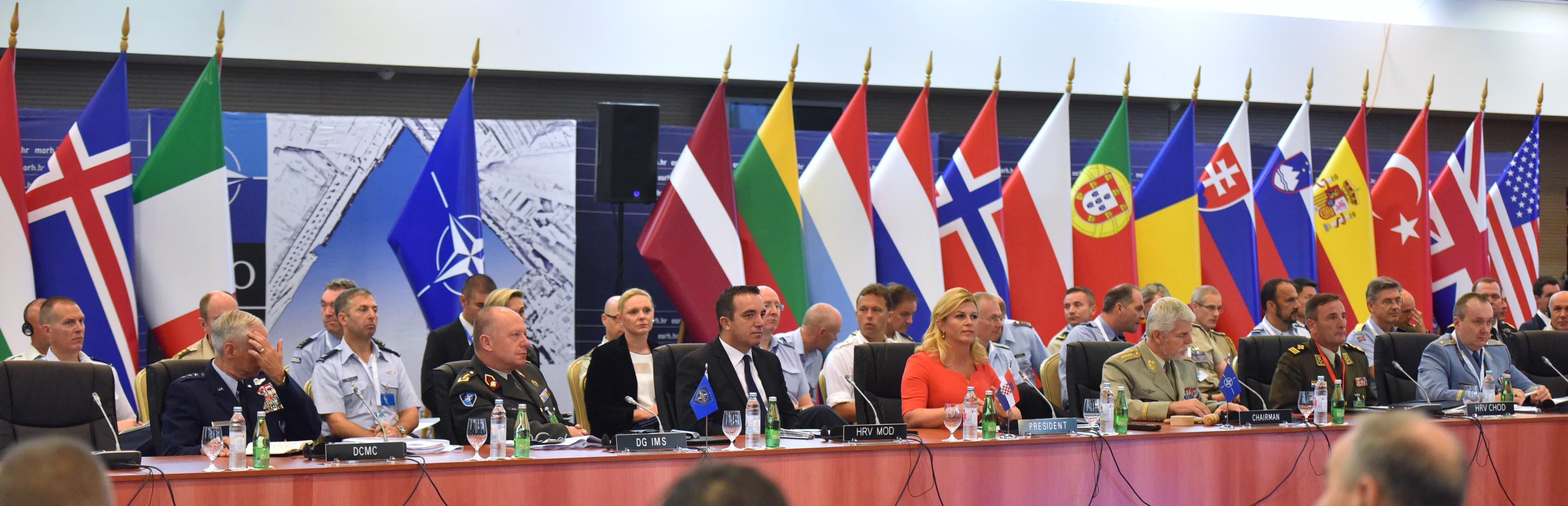 Otvorena konferencija Vojnog odbora NATO-a