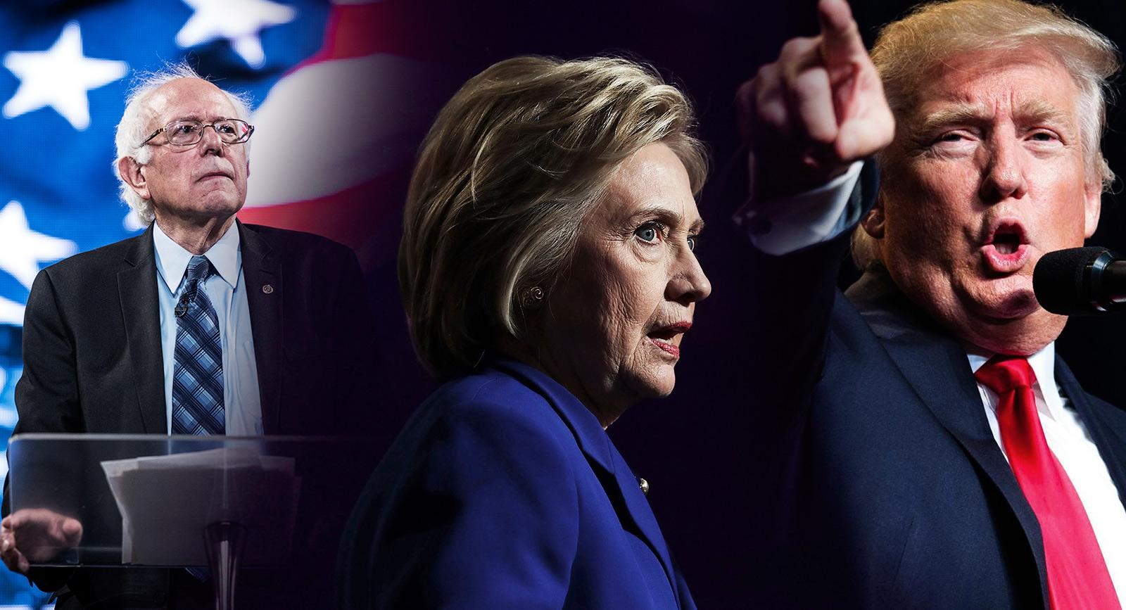 Hoće li uspaničeni Demokrati odbaciti Hillary i vratiti Sandersa da za njih pobijedi Trumpa?