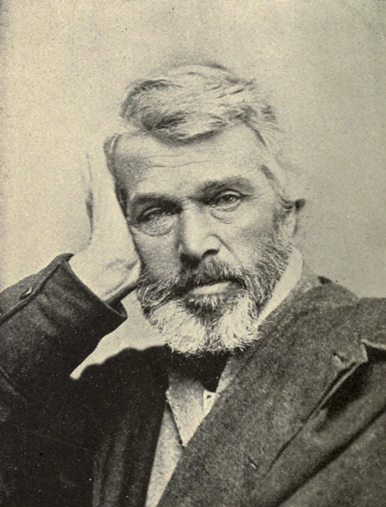 portrair of thomas carlyle