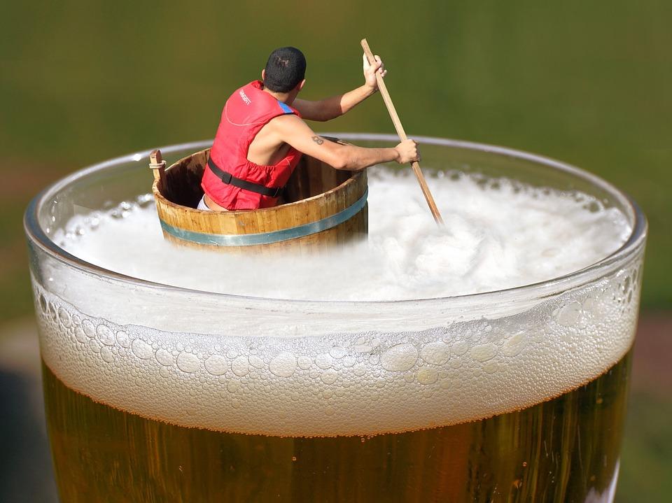 Čaša piva čini ljude društvenijima