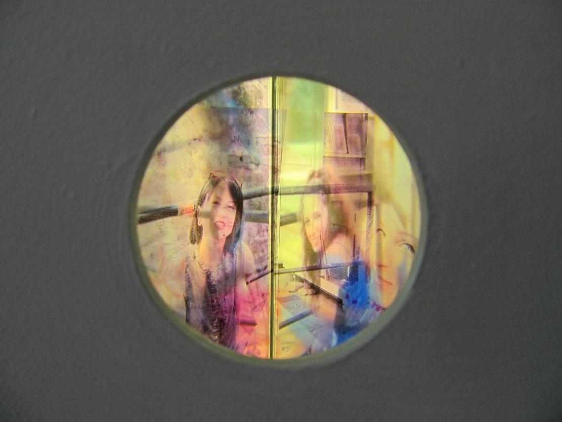 """Izložba """"Cross Dissolve II – Pretapanja"""" akademske slikarice Nine Bešlić"""