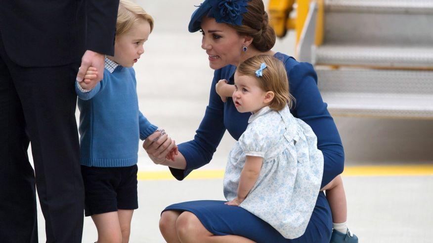 William i Kate stigli u posjet Kanadi