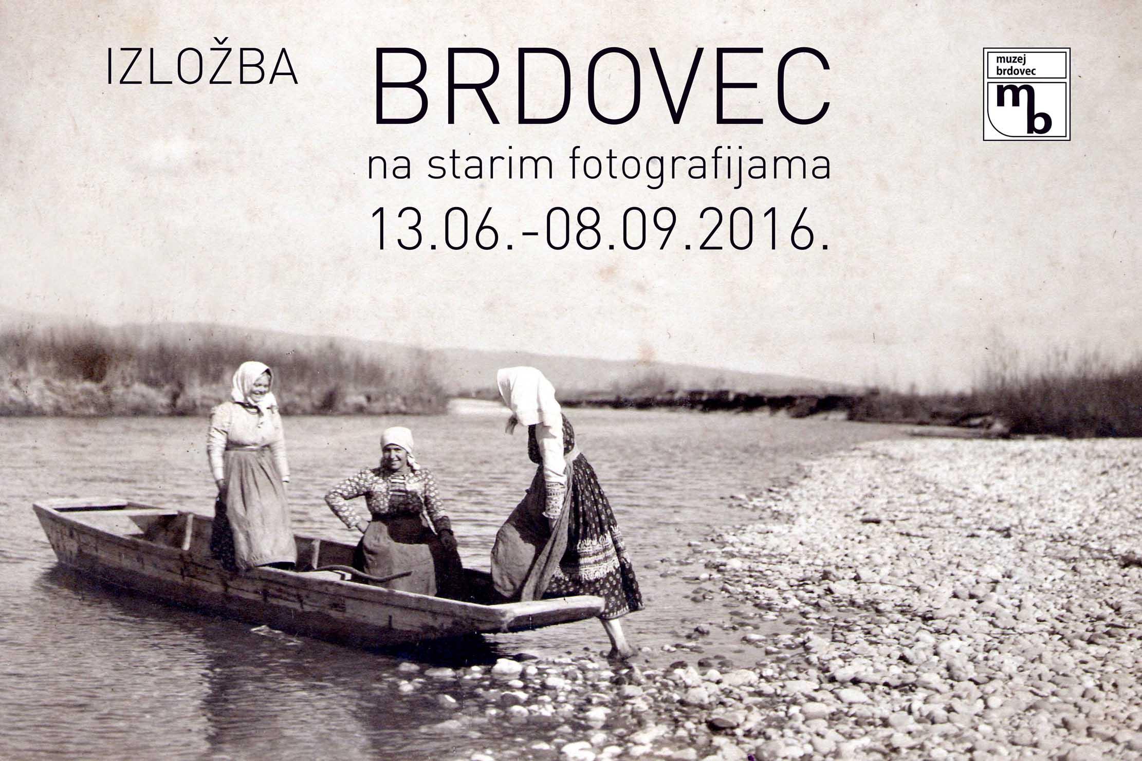 Izložba Brdovec na starim fotografijama