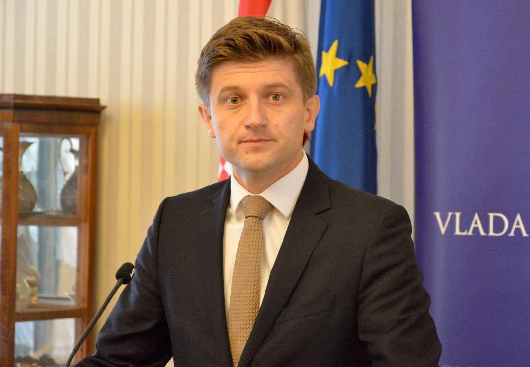 Ministar Marić o odgovoru Vlade RH na pismo Europske komisije u vezi sa slobodom kretanja kapitala i poslovnog nastana