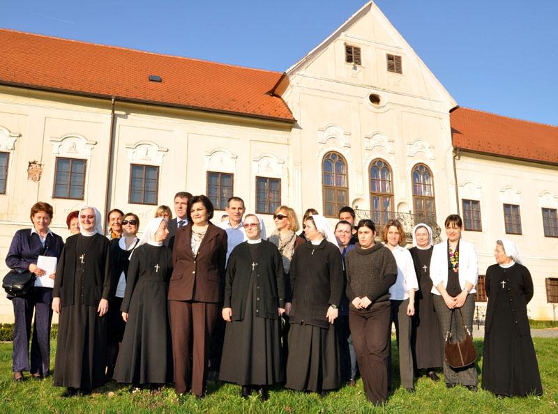 """Seminar za medicinske sestre redovnice s temom """"Bog bogat milosrđem"""""""